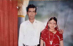 Lakshmi & Satveer married in early 2008. Photo taken on their wedding day